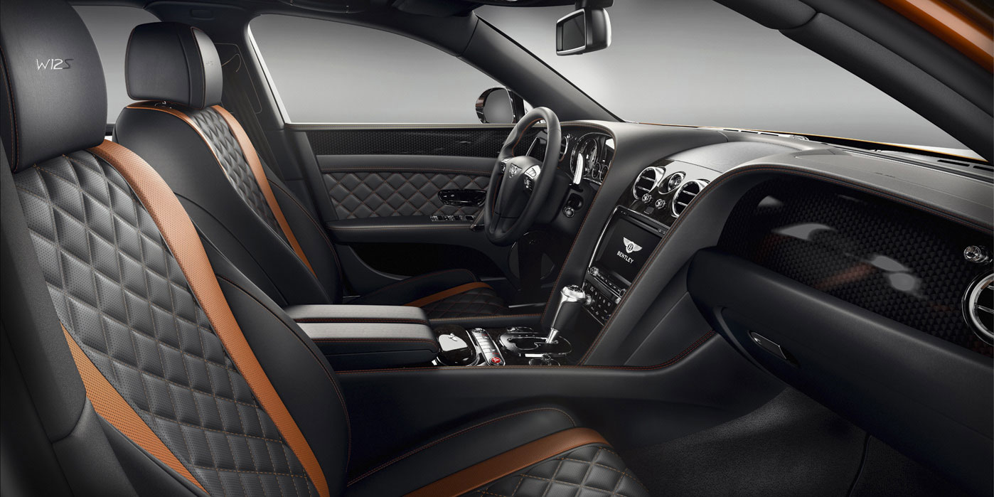 Bentley Flying Spur W12 S -  Sets new standards in the world of luxury cars image 8