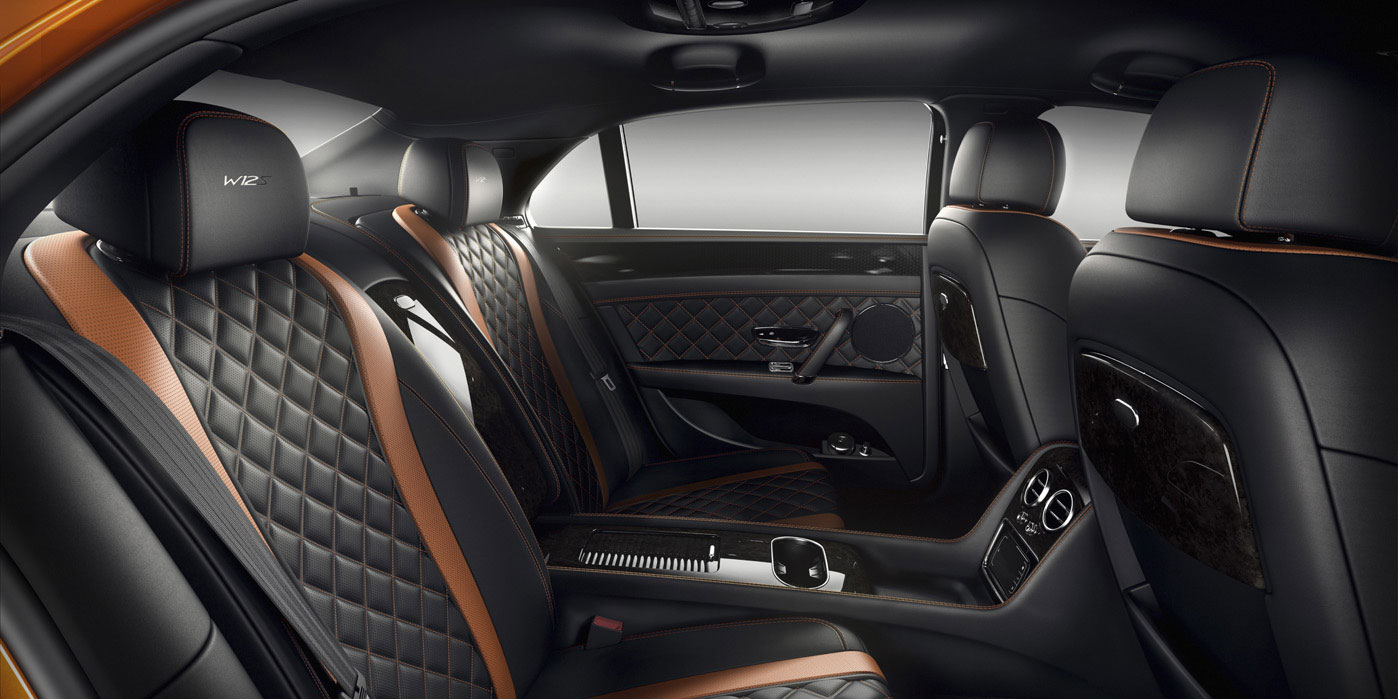 Bentley Flying Spur W12 S -  Sets new standards in the world of luxury cars image 4