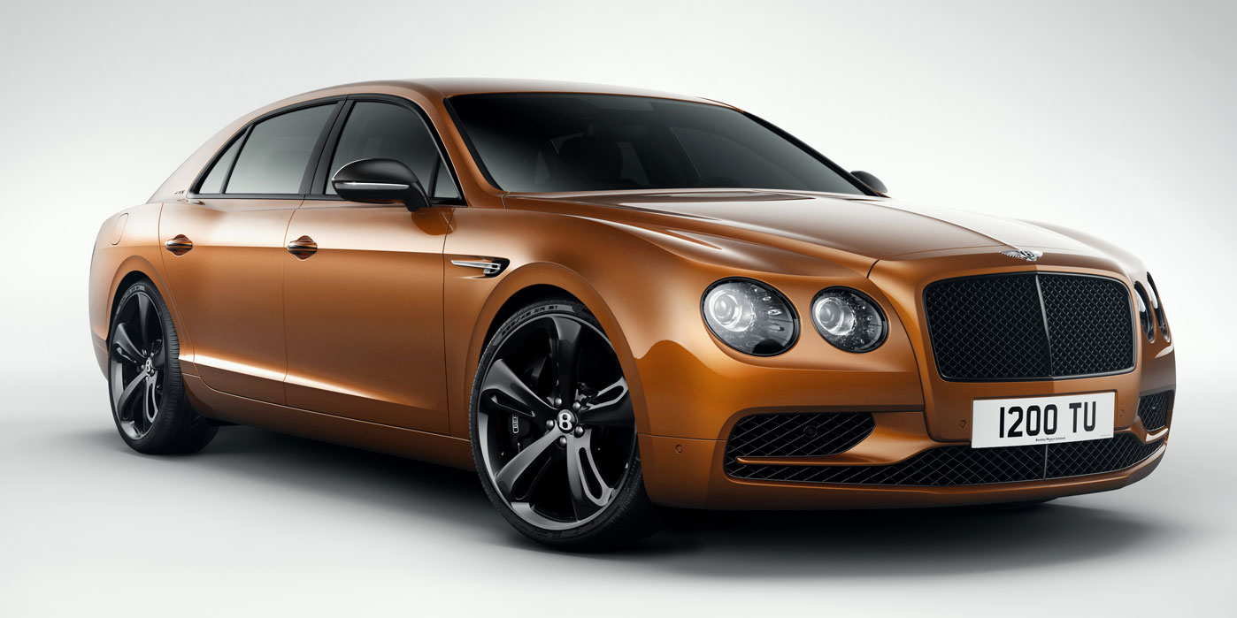 Bentley Flying Spur W12 S -  Sets new standards in the world of luxury cars image 5