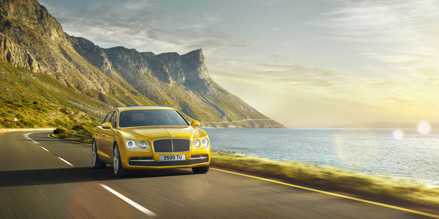 Bentley Flying Spur - Exhilarating luxury, all-wheel drive power image 1