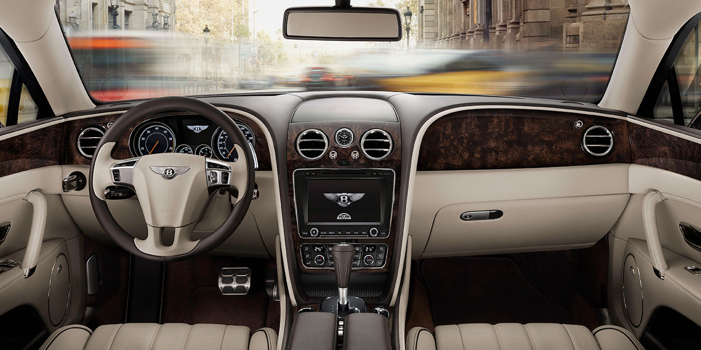 Bentley Flying Spur - Exhilarating luxury, all-wheel drive power image 7
