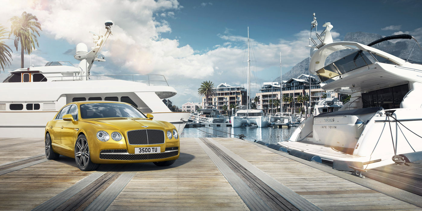 Bentley Flying Spur - Exhilarating luxury, all-wheel drive power image 4