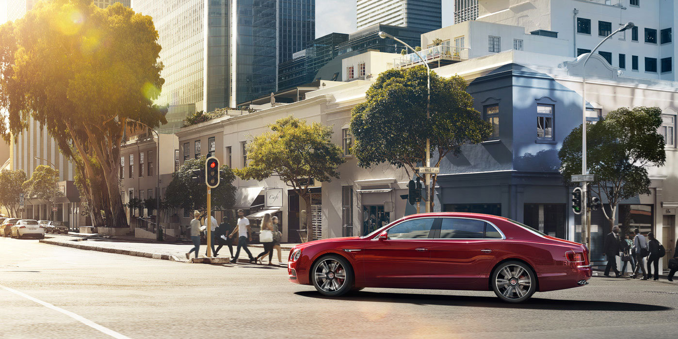 Bentley Flying Spur V8 S - Luxury and performance at its heart image 1