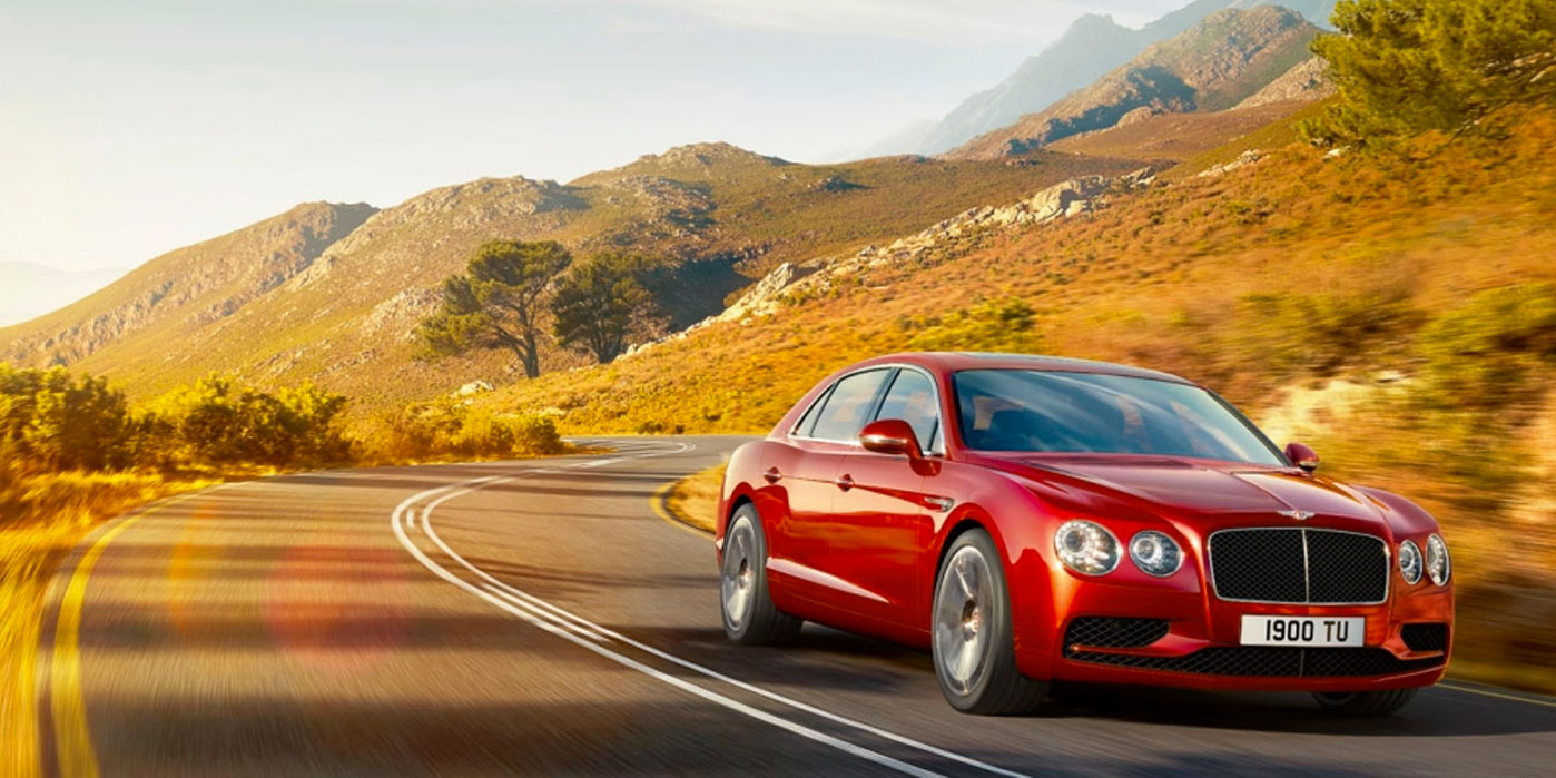Bentley Flying Spur V8 S - Luxury and performance at its heart image 6