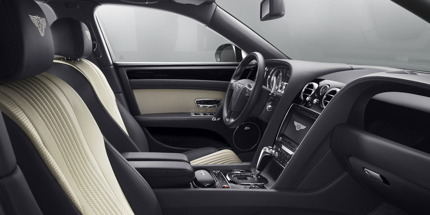 Bentley Flying Spur V8 S - Luxury and performance at its heart image 7