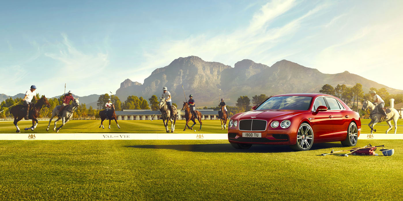 Bentley Flying Spur V8 S - Luxury and performance at its heart image 4