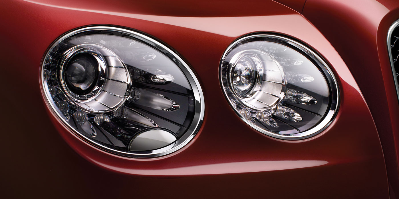 Bentley Flying Spur V8 S - Luxury and performance at its heart image 8