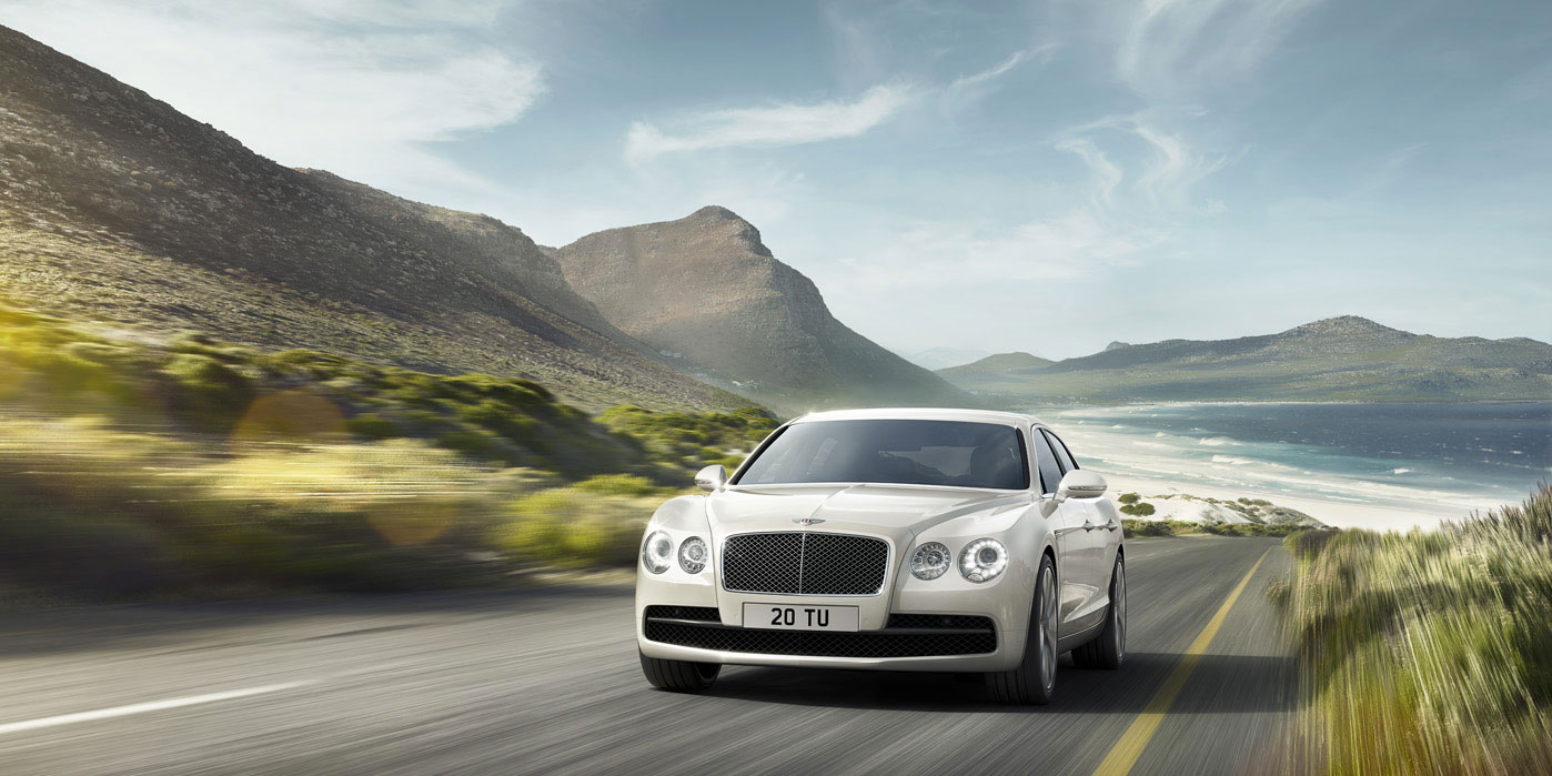 Bentley Flying Spur V8 - Innovatively designed, precision-engineered image 2