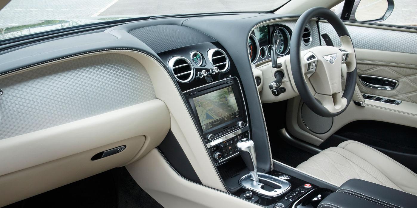 Bentley Flying Spur V8 - Innovatively designed, precision-engineered image 13