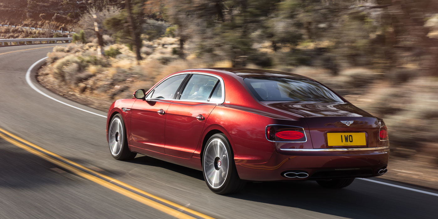 Bentley Flying Spur V8 - Innovatively designed, precision-engineered image 15