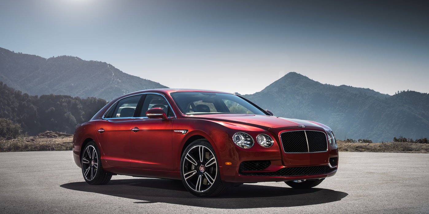 Bentley Flying Spur V8 - Innovatively designed, precision-engineered image 16