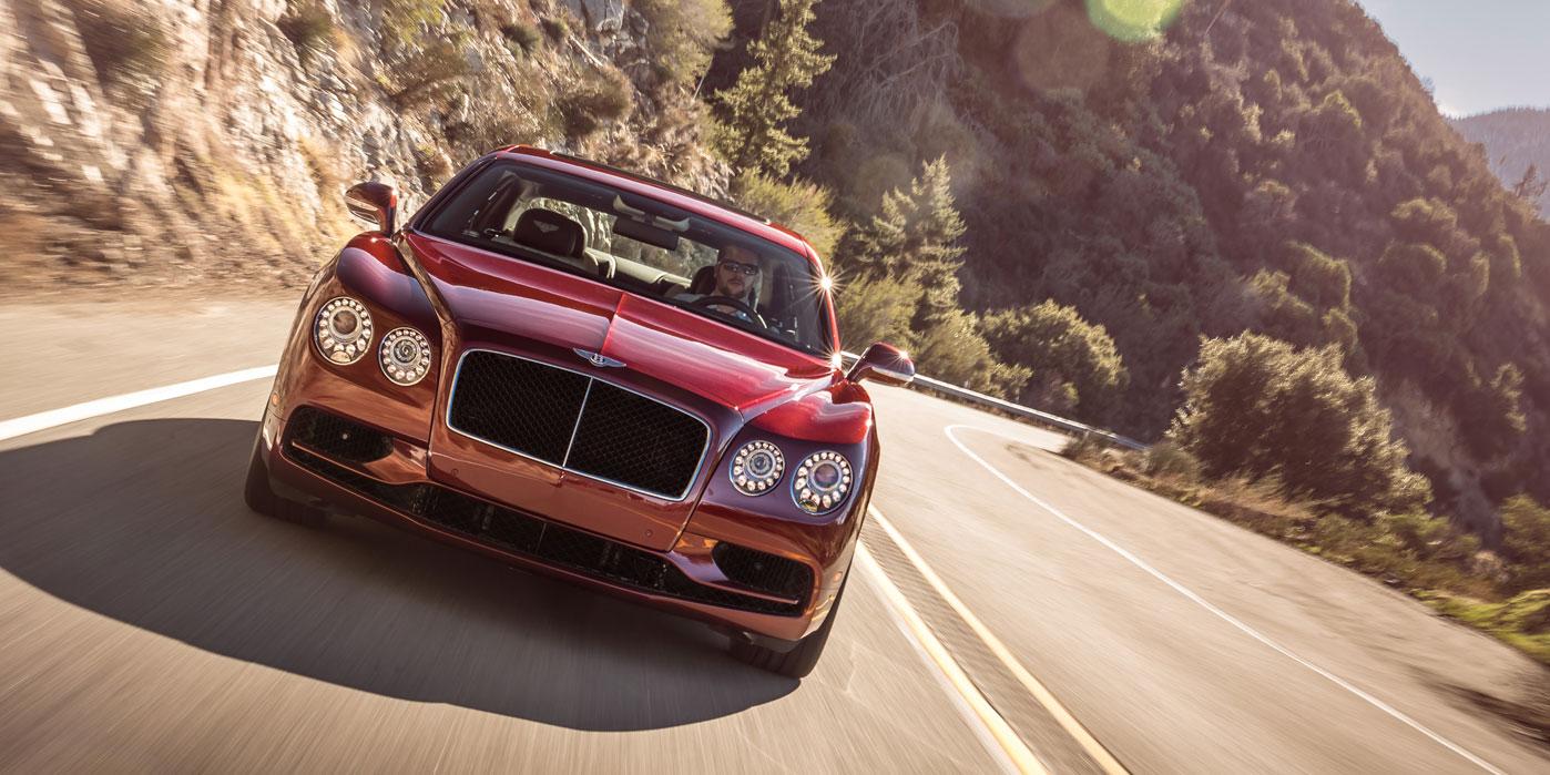 Bentley Flying Spur V8 - Innovatively designed, precision-engineered image 17