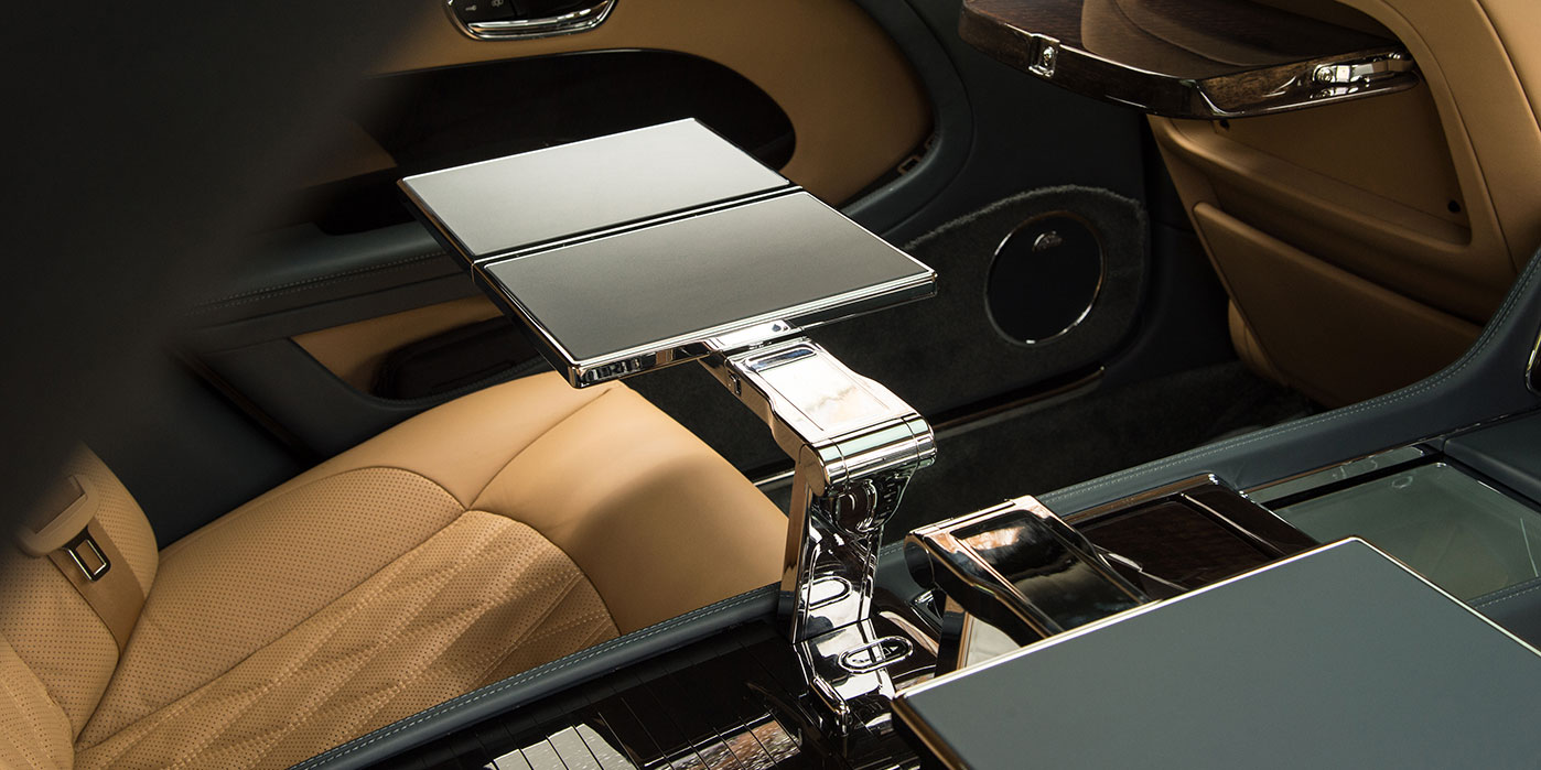 Bentley Mulsanne Extended Wheelbase - The most luxurious car in the range image 18