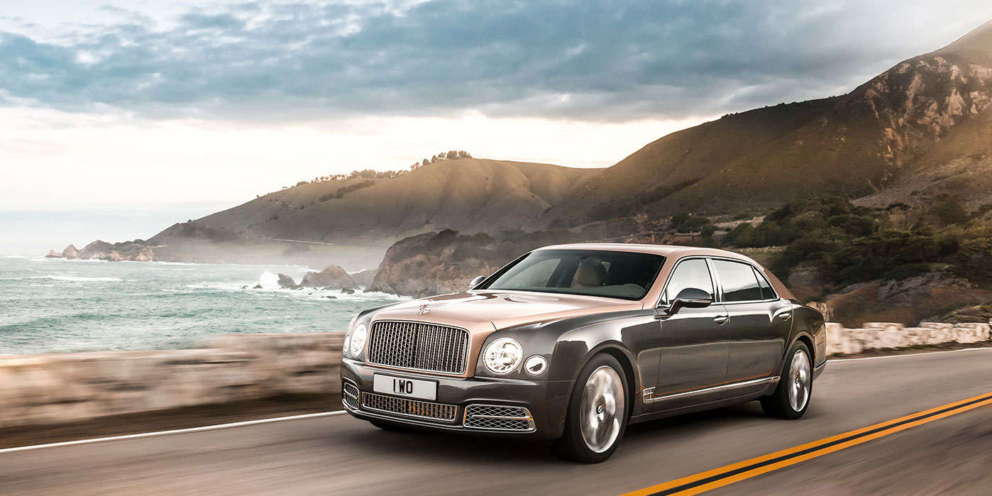 Bentley Mulsanne Extended Wheelbase - The most luxurious car in the range image 2