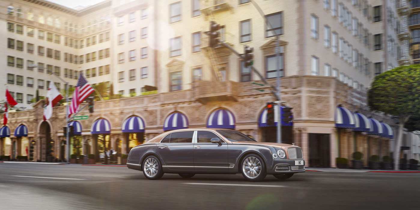 Bentley Mulsanne Extended Wheelbase - The most luxurious car in the range image 3