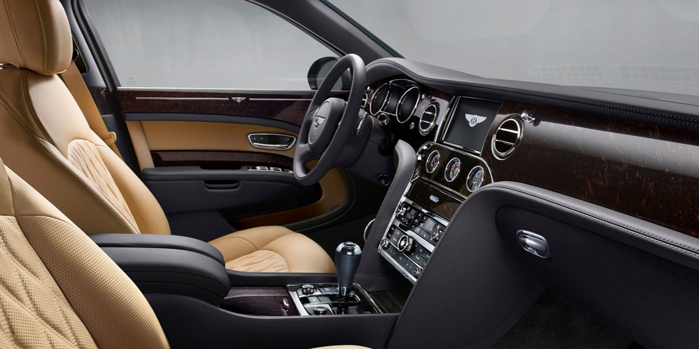 Bentley Mulsanne Extended Wheelbase - The most luxurious car in the range image 23