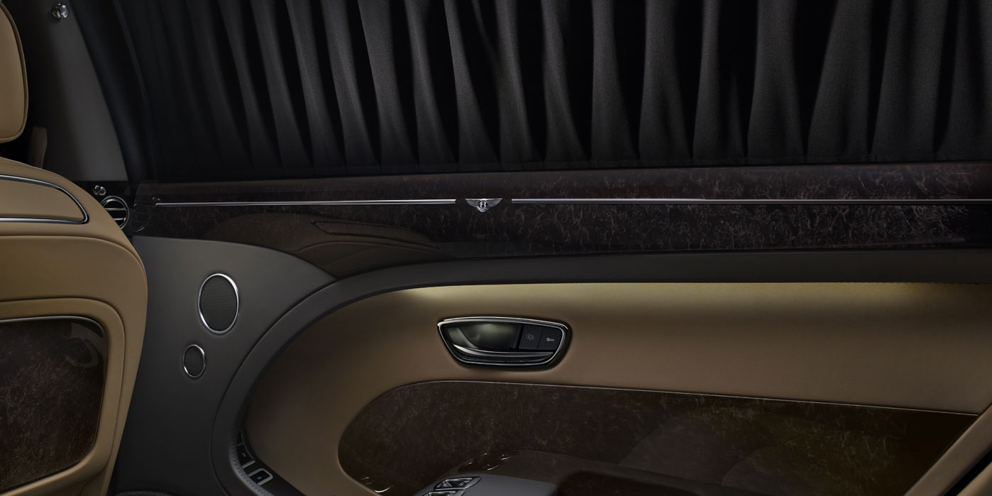 Bentley Mulsanne Extended Wheelbase - The most luxurious car in the range image 24