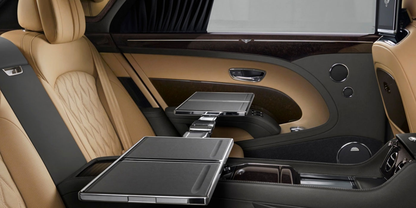 Bentley Mulsanne Extended Wheelbase - The most luxurious car in the range image 25