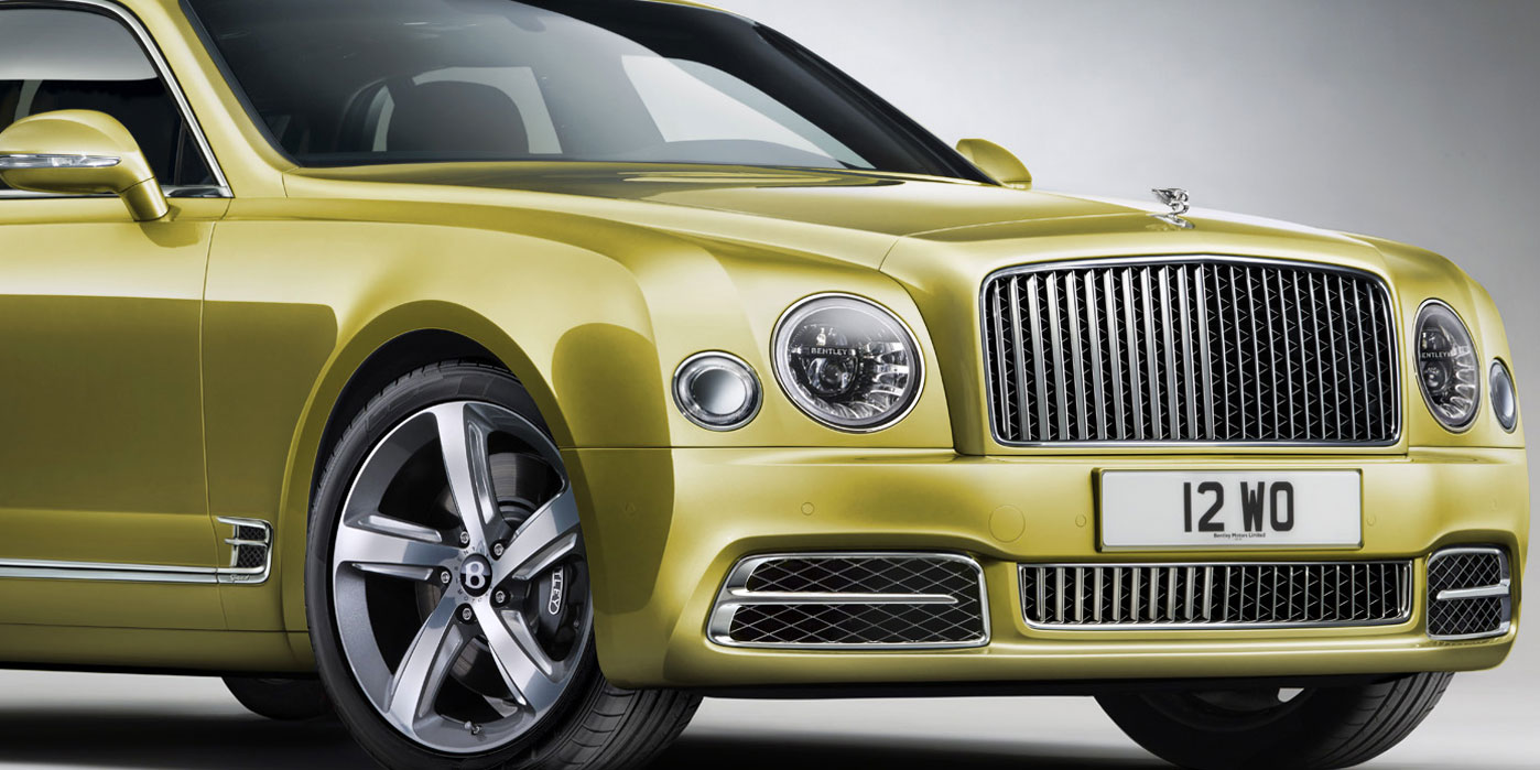 Bentley Mulsanne Speed - The most powerful four-door car in the world image 2