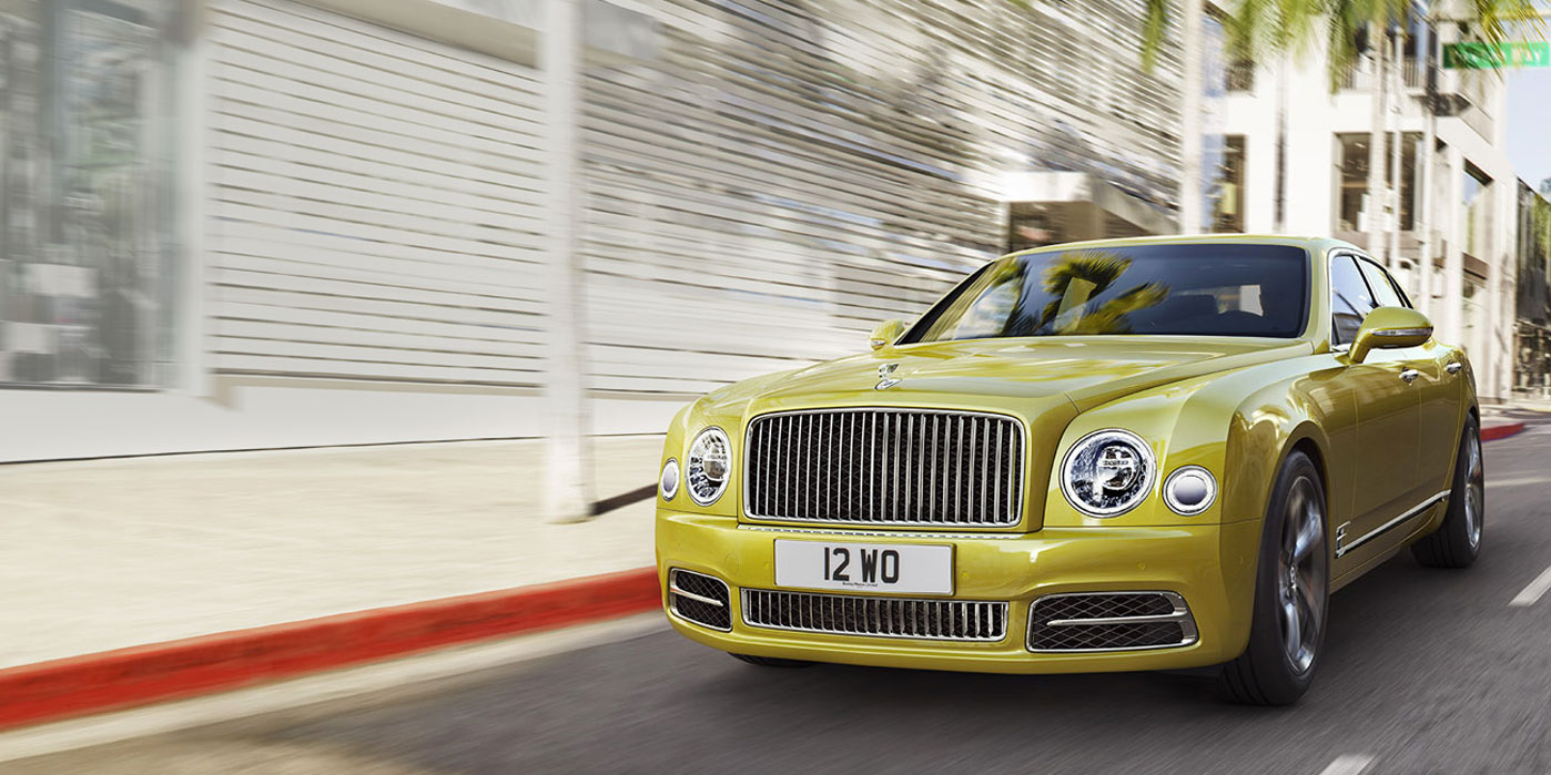 Bentley Mulsanne Speed - The most powerful four-door car in the world image 3