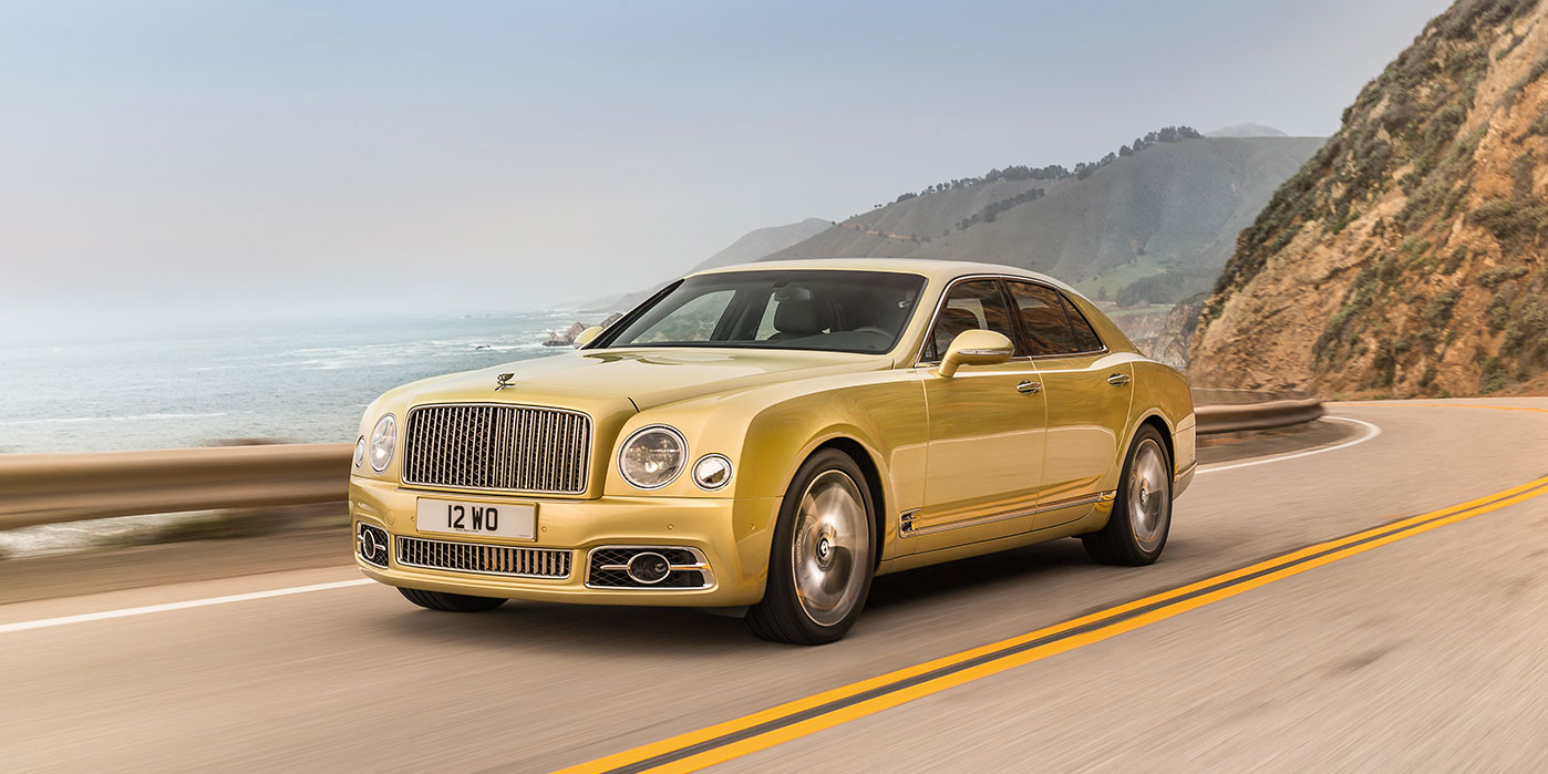 Bentley Mulsanne Speed - The most powerful four-door car in the world image 13