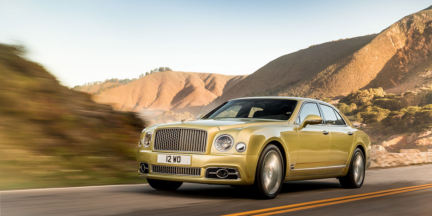 Bentley Mulsanne Speed - The most powerful four-door car in the world image 14