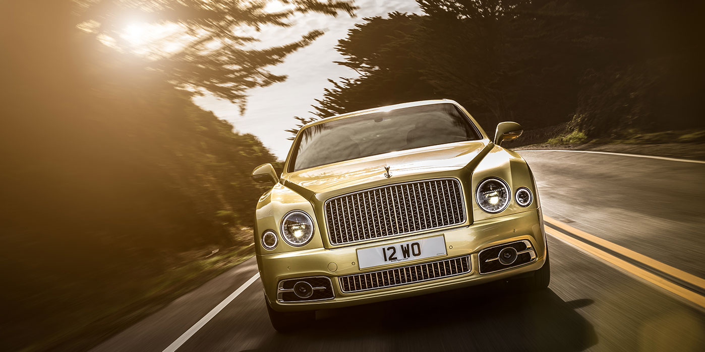 Bentley Mulsanne Speed - The most powerful four-door car in the world image 15
