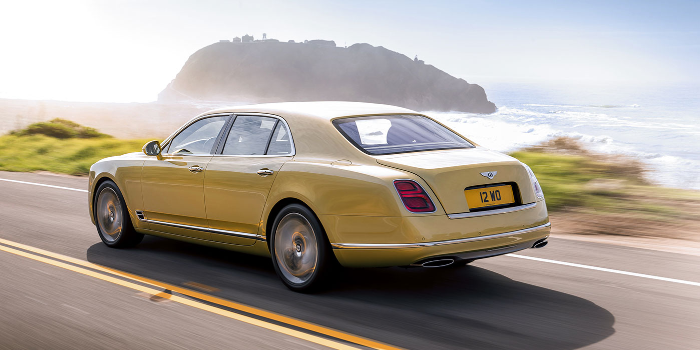 Bentley Mulsanne Speed - The most powerful four-door car in the world image 18