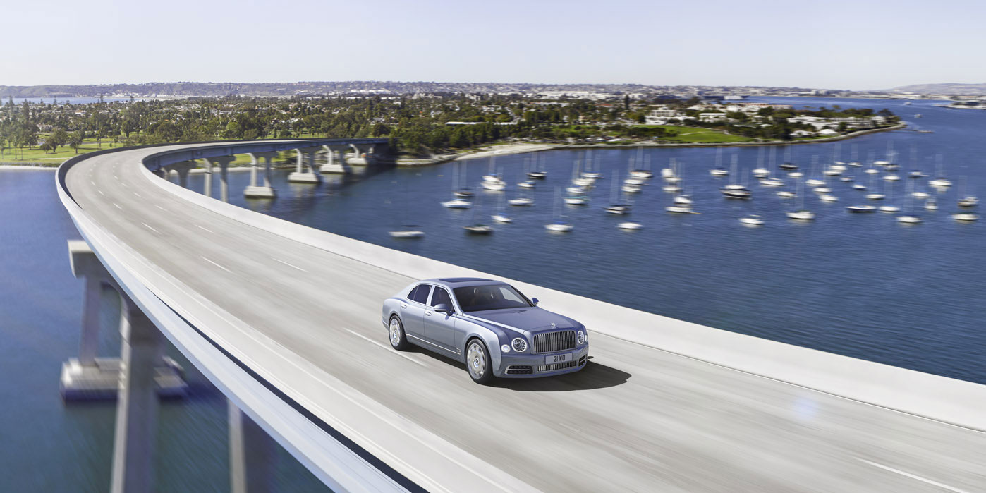 Bentley Mulsanne - Understated elegance and phenomenal power image 3