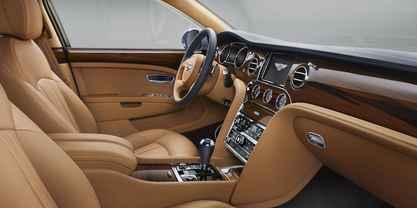 Bentley Mulsanne - Understated elegance and phenomenal power image 9
