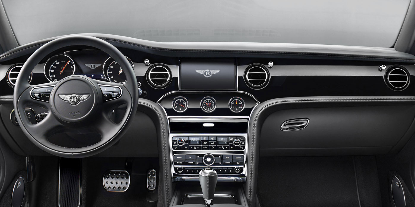 Bentley Mulsanne - Understated elegance and phenomenal power image 12