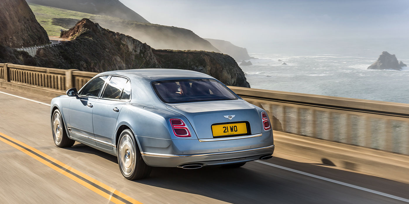 Bentley Mulsanne - Understated elegance and phenomenal power image 4