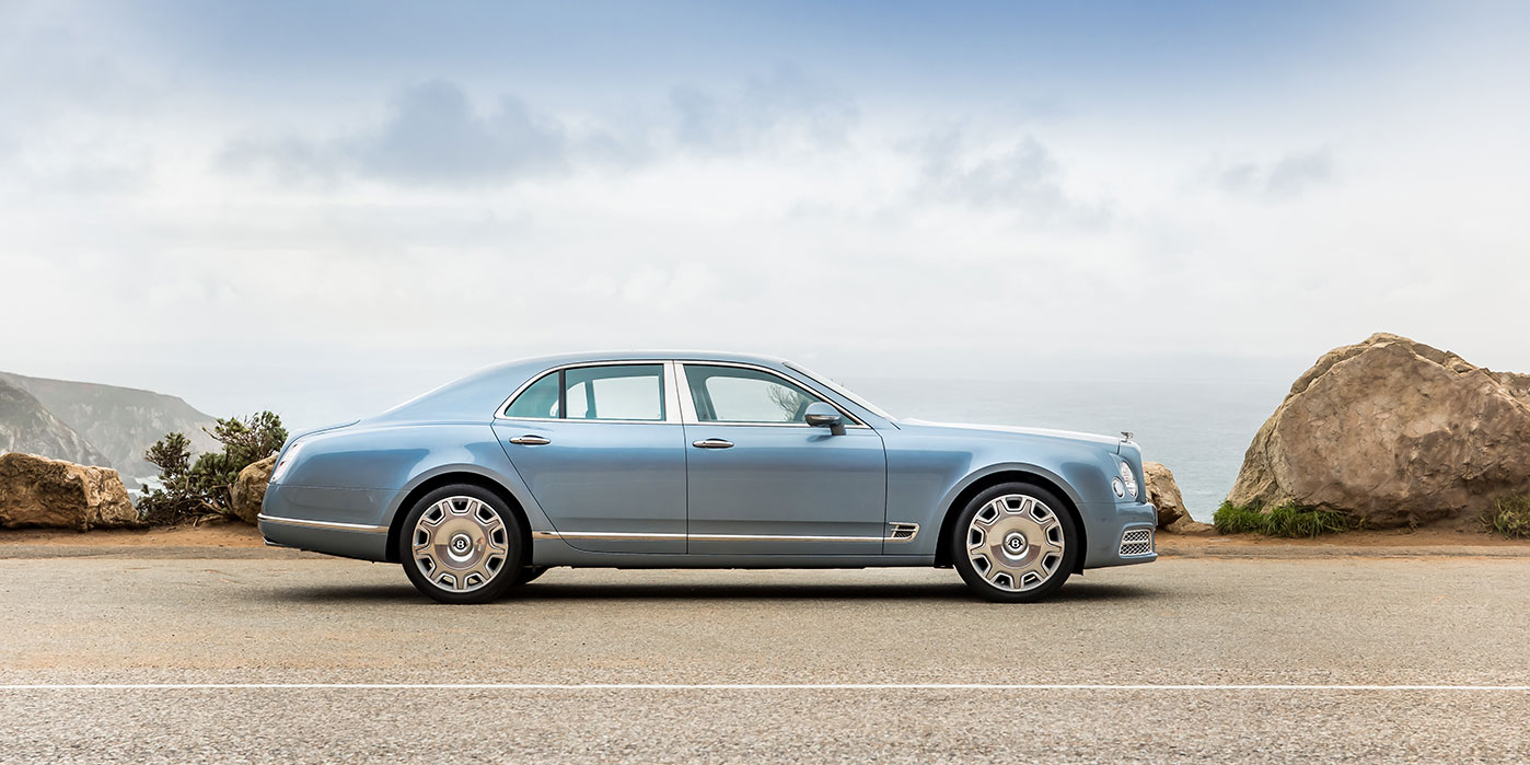 Bentley Mulsanne - Understated elegance and phenomenal power image 6