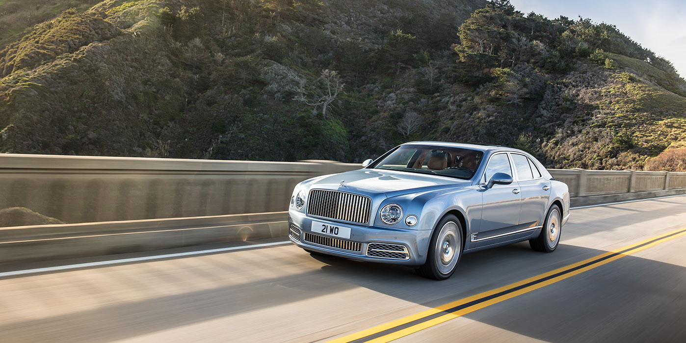 Bentley Mulsanne - Understated elegance and phenomenal power image 1