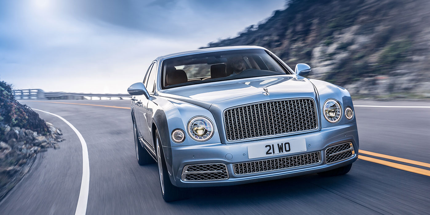 Bentley Mulsanne - Understated elegance and phenomenal power image 2