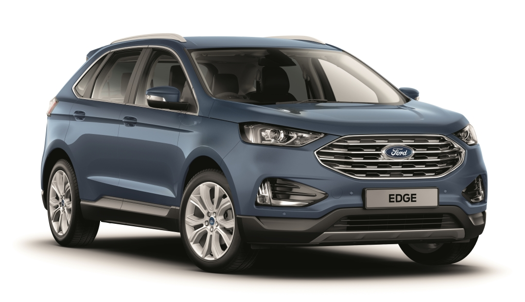 Ford New Edge Titanium 2.0 EcoBlue 150PS Automatic