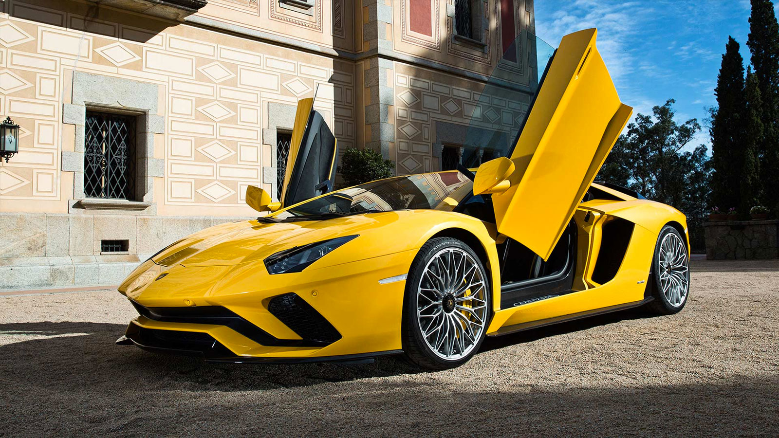 Lamborghini Aventador S Coupe The Icon Reborn