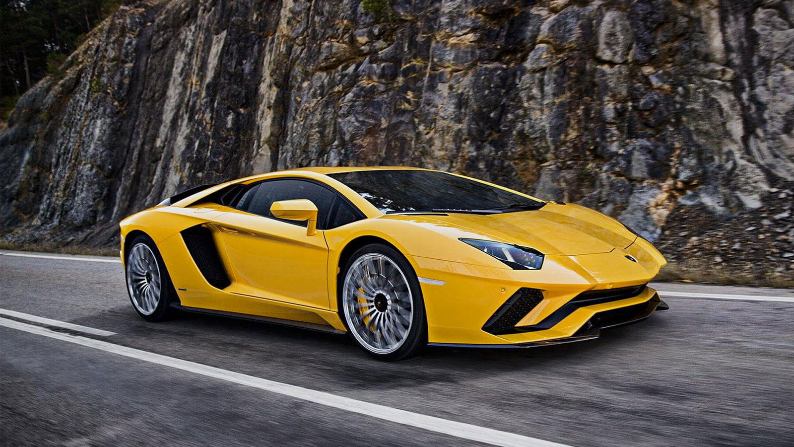 Lamborghini Aventador S Coupe - The Icon Reborn image 1