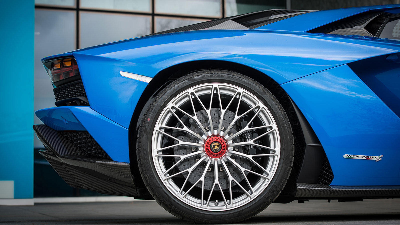 Lamborghini Aventador S Coupe - The Icon Reborn image 28