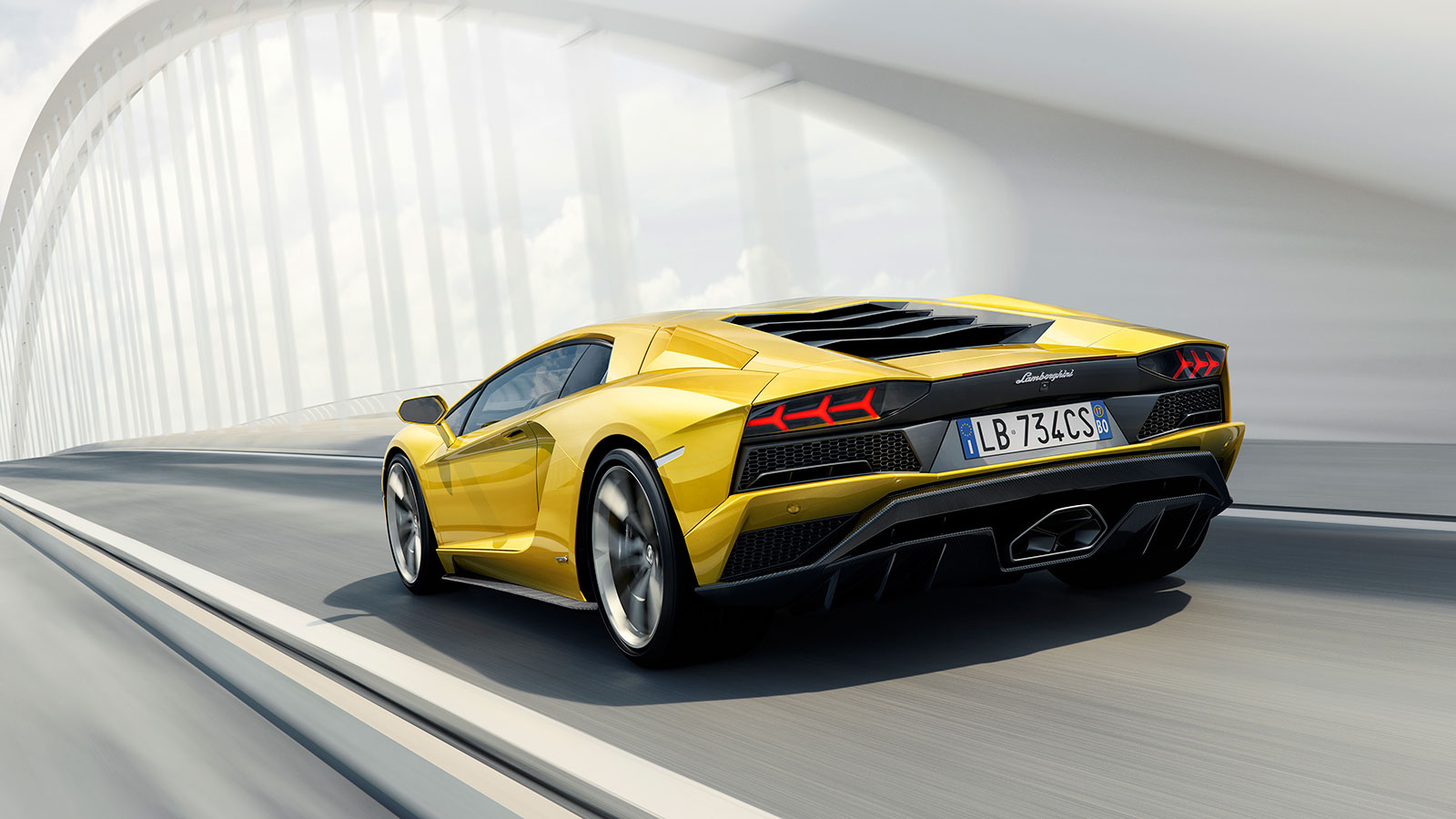 Lamborghini Aventador S Coupe - The Icon Reborn image 34