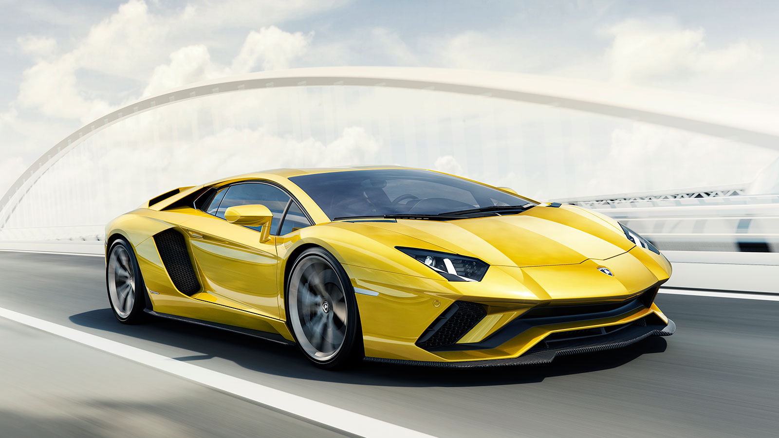 Lamborghini Aventador S Coupe - The Icon Reborn image 35