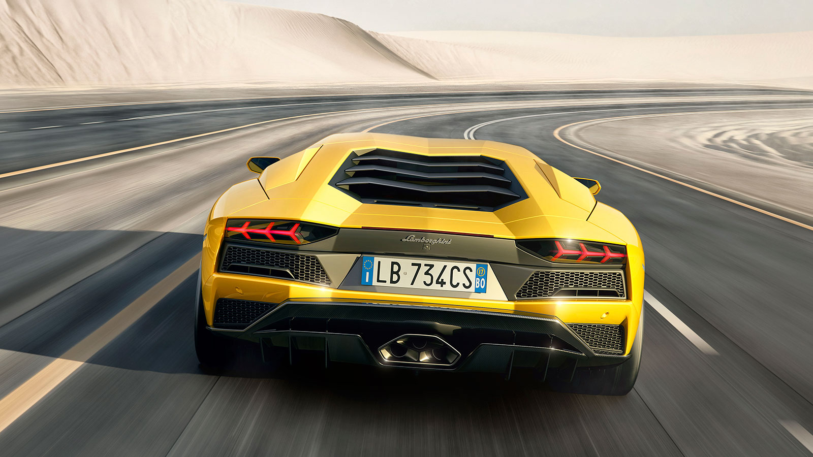 Lamborghini Aventador S Coupe - The Icon Reborn image 39