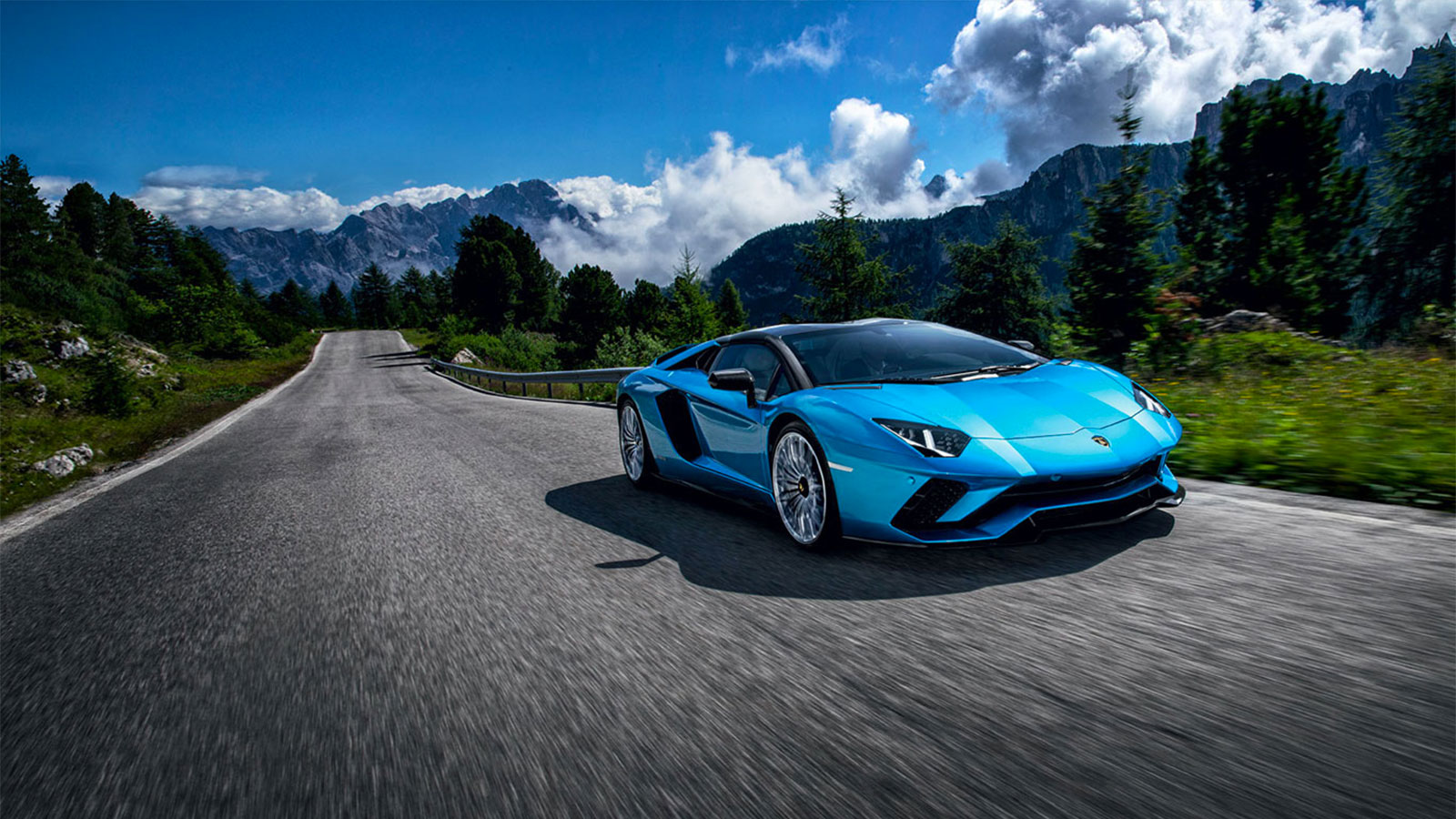 Lamborghini Aventador S Roadster - The Open Top Icon image 1