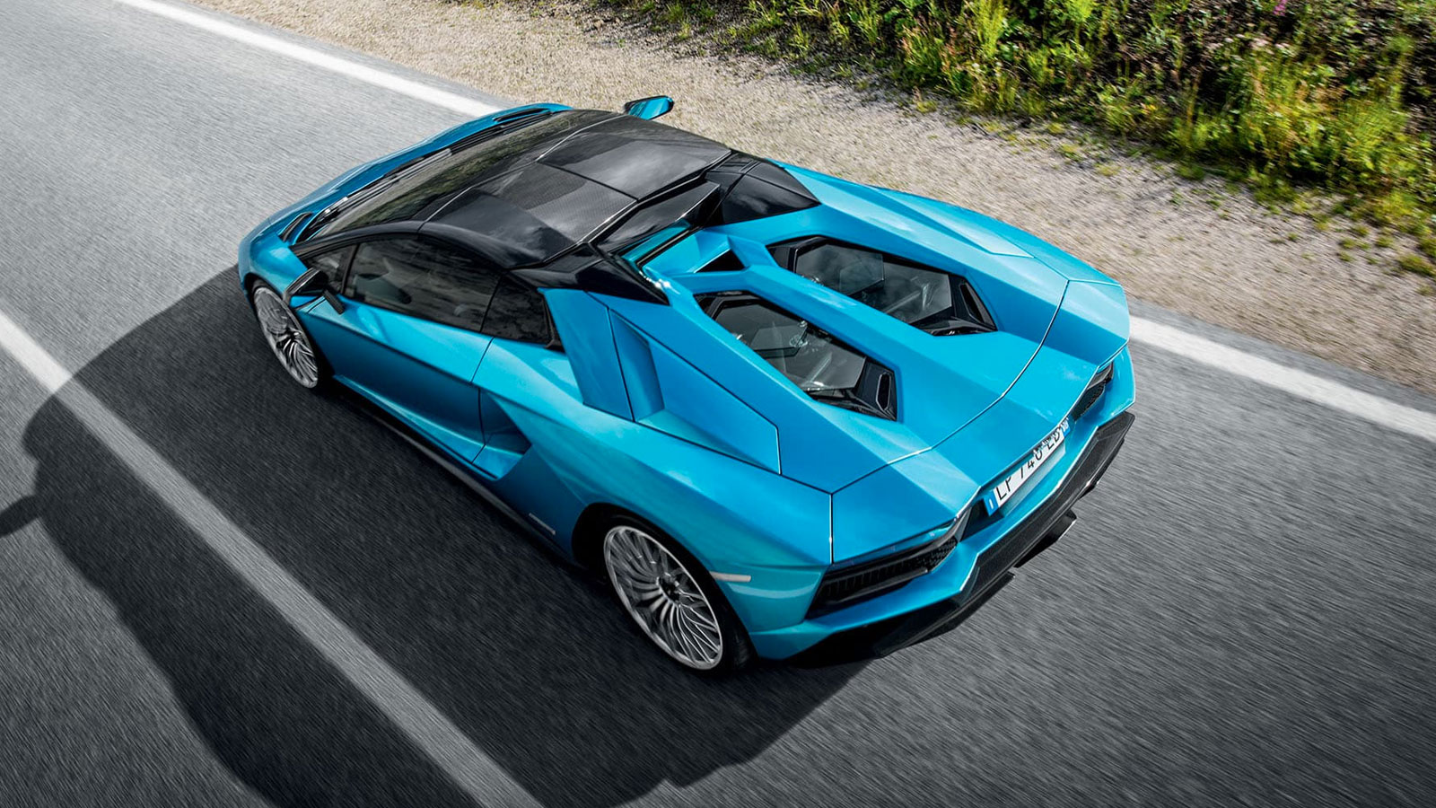 Lamborghini Aventador S Roadster - The Open Top Icon image 6