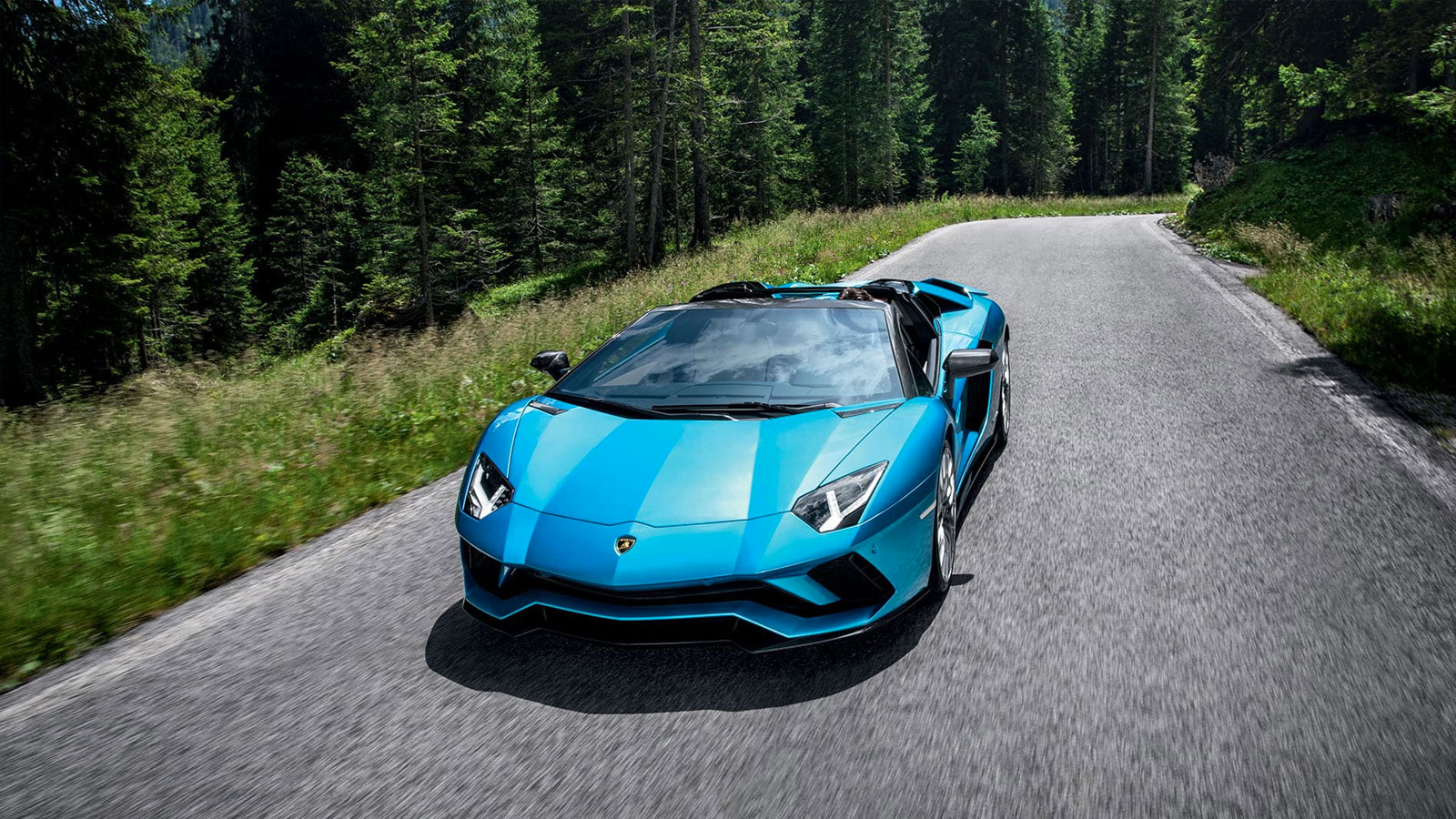 Lamborghini Aventador S Roadster - The Open Top Icon image 10