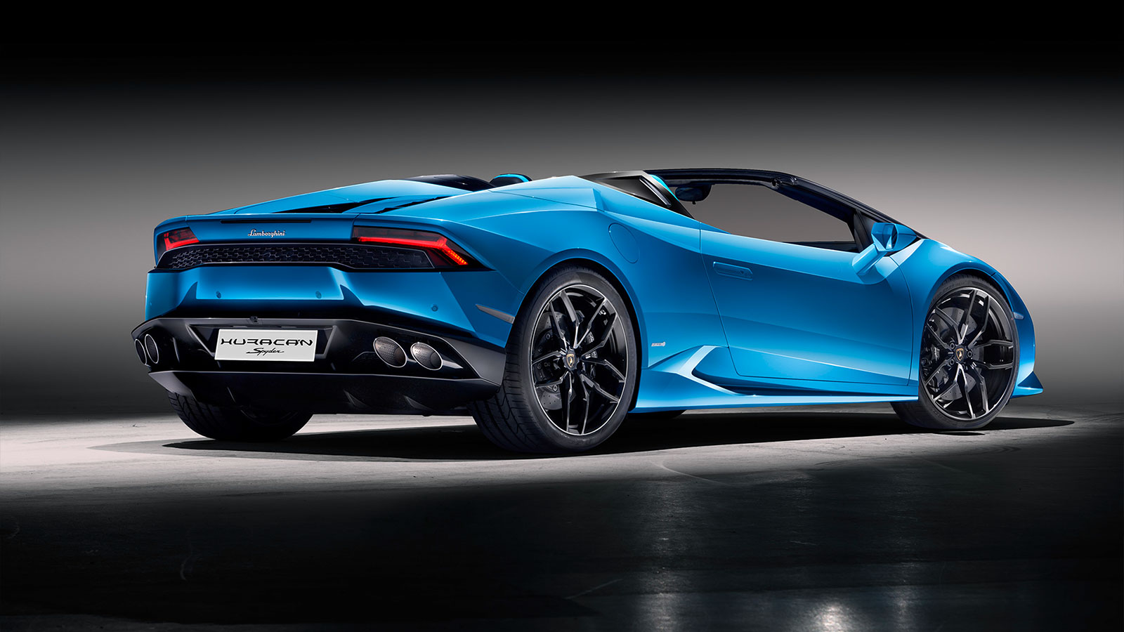 Lamborghini Huracan AWD Spyder - Inspiring Technology image 11