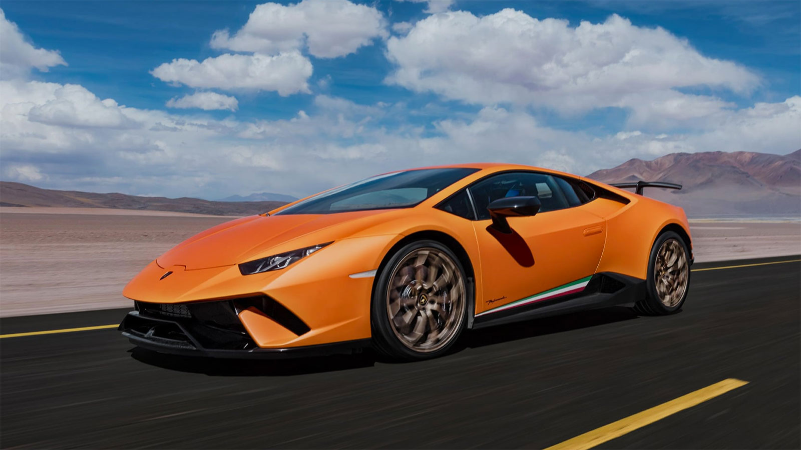 Lamborghini Huracan Performante - Raging Technology image 1