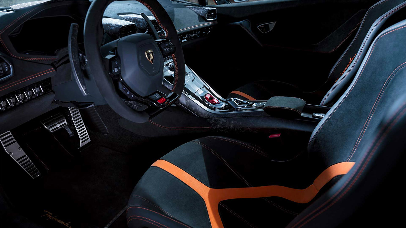 Lamborghini Huracan Performante - Raging Technology image 10