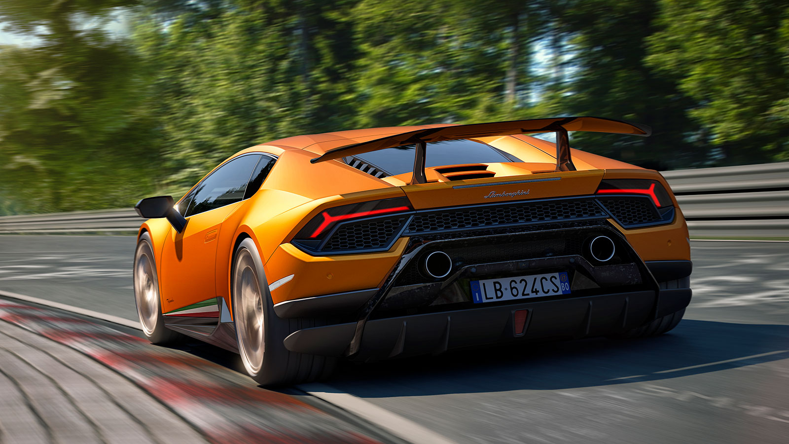 Lamborghini Huracan Performante - Raging Technology image 7