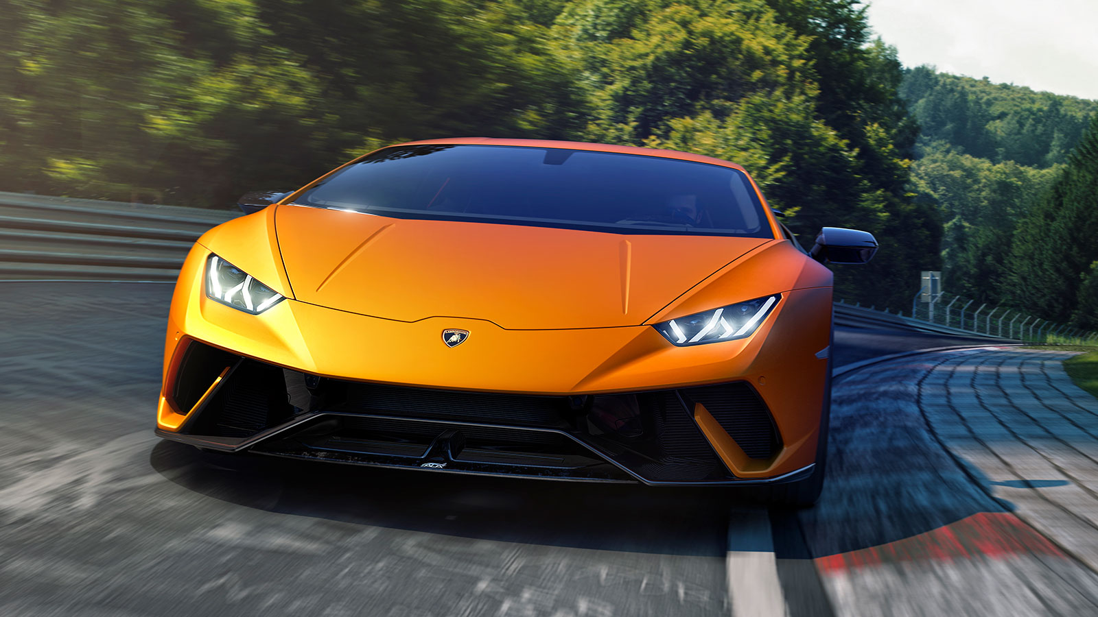 Lamborghini Huracan Performante - Raging Technology image 5